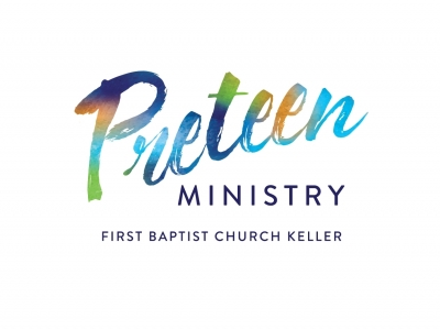 PreTeen Ministy Logo