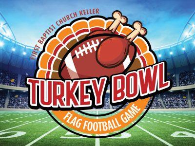 Student Ministry Turkey Bowl Flag Football Game