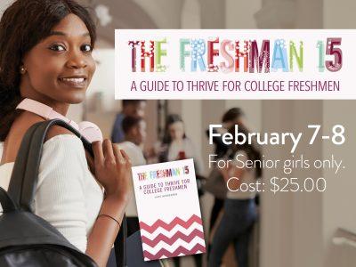 Freshman 15 - Senior Girls