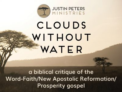 """""""Clouds Without Water"""" Bible Conference"""