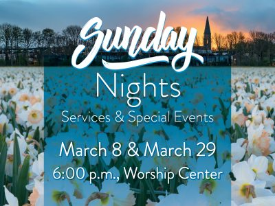 Evening Service - Tyler Sulfridge preaches