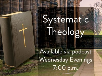 Systematic Theology 101