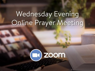 Prayer Meeting via ZOOM